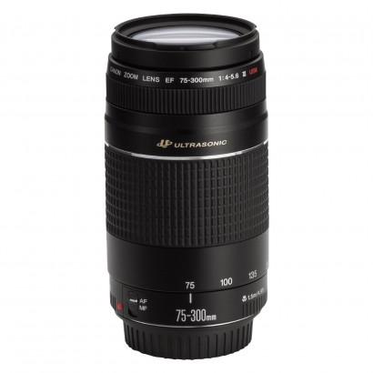 3425-Lente Canon EF 75-300mm f/4-5.6